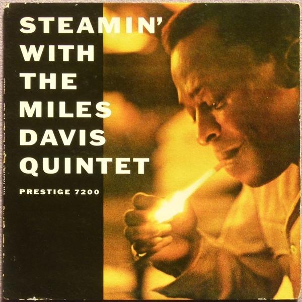 【オリジナル】STEAMIN' / Miles Davis Quintet★RVG/深溝★_画像1