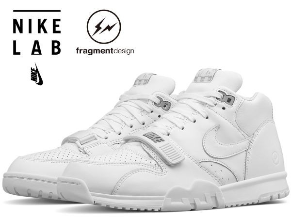 super popular 77874 4b725  Nike Lab X FRAGMENT  AIR TRAINER 1 MID SP ナイキ フラグメント エア トレーナー 1