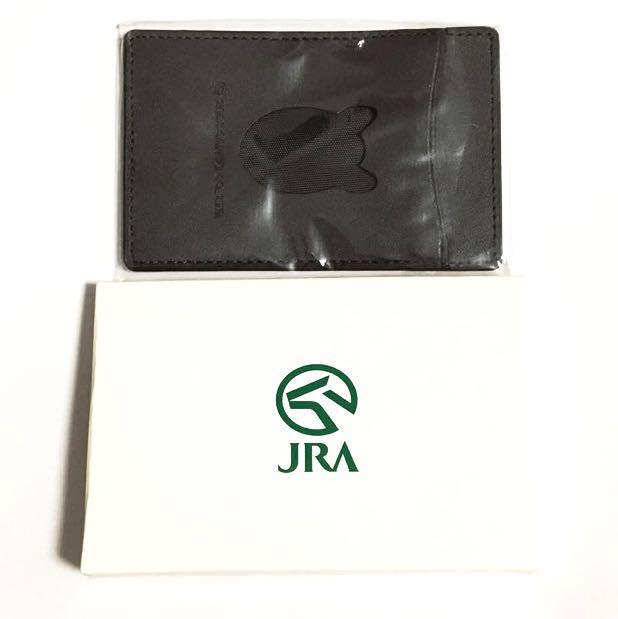 JRA オリジナルパスケース 定期入れ カードケース ターフィー 賞品 景品 非売品_画像2