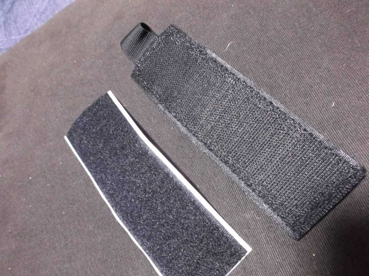 ショットガン シェルホルダー ナイロン製 ブラック 新品 検)M870 M3_画像2