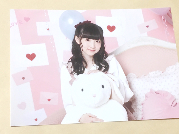 Wake Up Girls ブロマイド 田中美海 みにゃみ バレンタインライブ 2018 WUG わぐりす