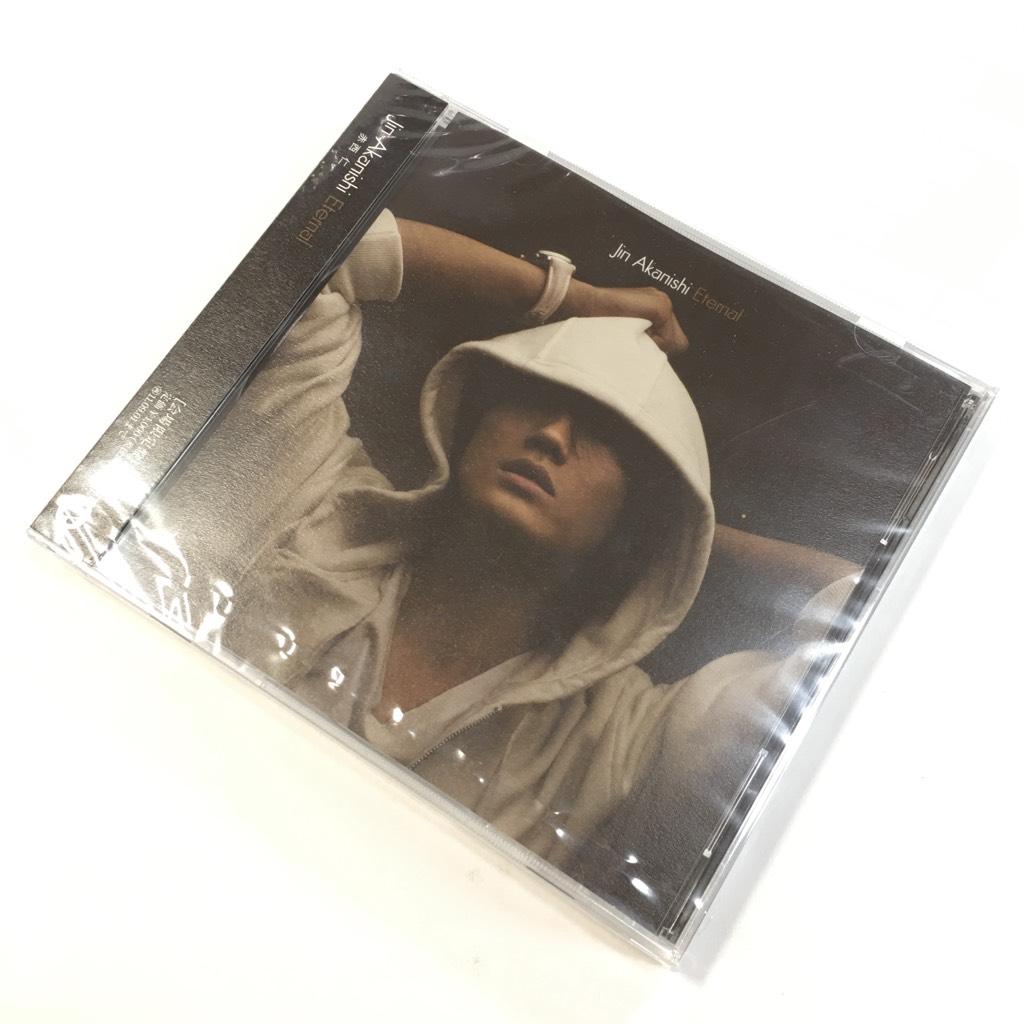 ★新品 未開封★即決★ 赤西仁【 Eternal・ムラサキ / CD シングル 】公式 グッズ / 会場 限定 盤
