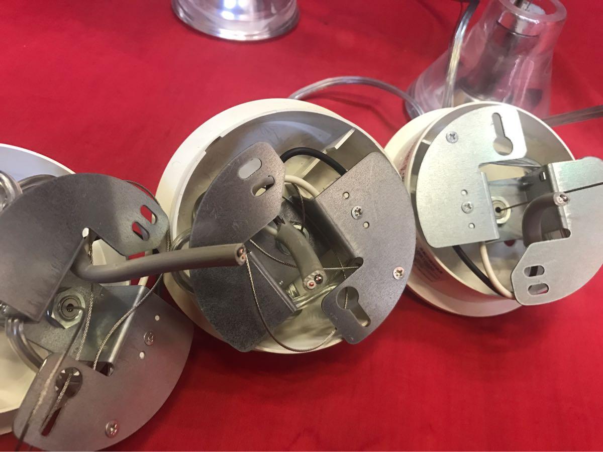 モデルルーム 展示場 ナショナル 照明器具 吊り下げライト National LGB10030 ペンダントライト ハロゲン電球 照明 インテリア おしゃれ_画像8