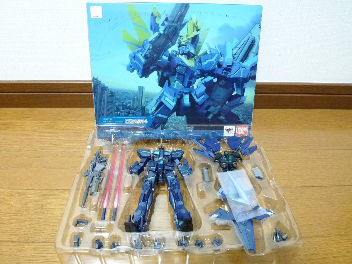 ROBOT魂 TAMASHII NATION2014 ロボット魂  バンシィ・ノルン(最終決戦Ver.)魂ネイション