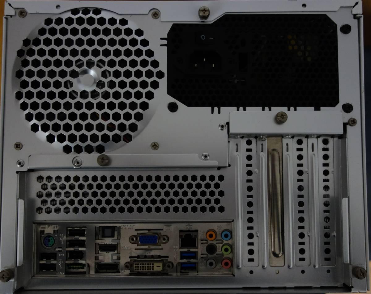 自作 PC  i7 2600K 3.4GB メモリ8GB 中古_画像3