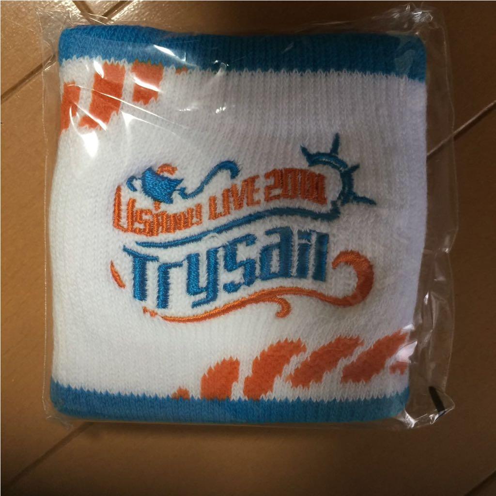 リスアニ!ライブ 2018 TrySail リストバンド 新品 トライセイル 雨宮天 麻倉もも 夏川椎菜