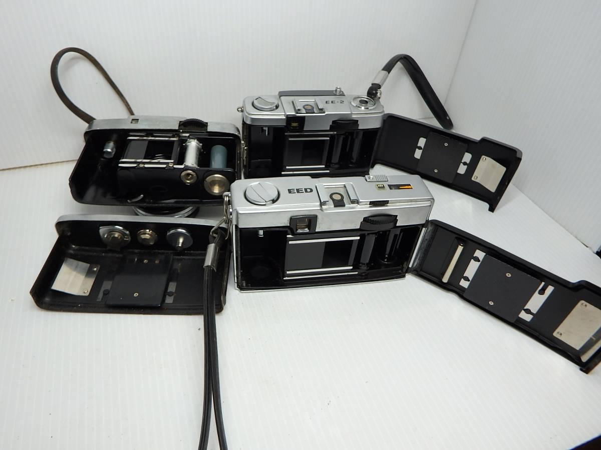 オリンパス ペン 3台まとめ PEN-D EED EE-2 OLYMPUS PEN 管KH0206_画像4