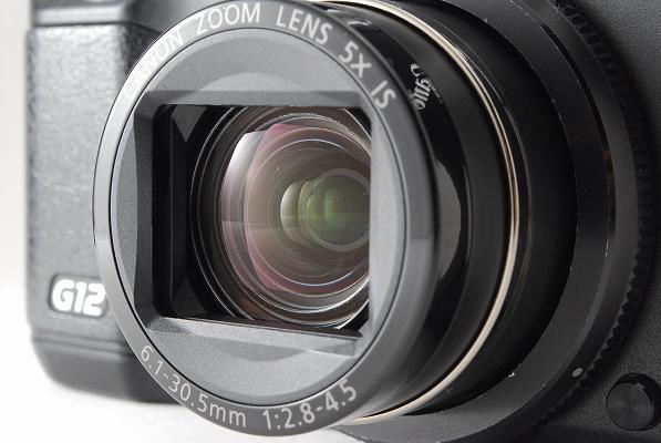 Canonデジタルカメラ◆キャノン パワーショットPowerShot G12 液晶不良_画像3