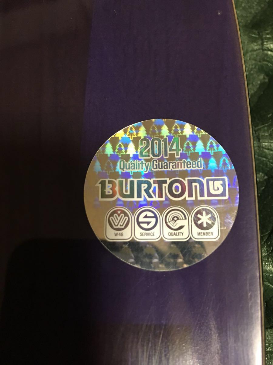 Burton fishcuit148 送料無料 【中古】_画像7