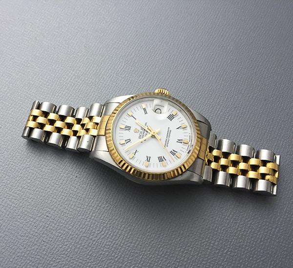 ROLEX  ロレックス  デイトジャスト メンズ  腕時計 自動巻_画像2