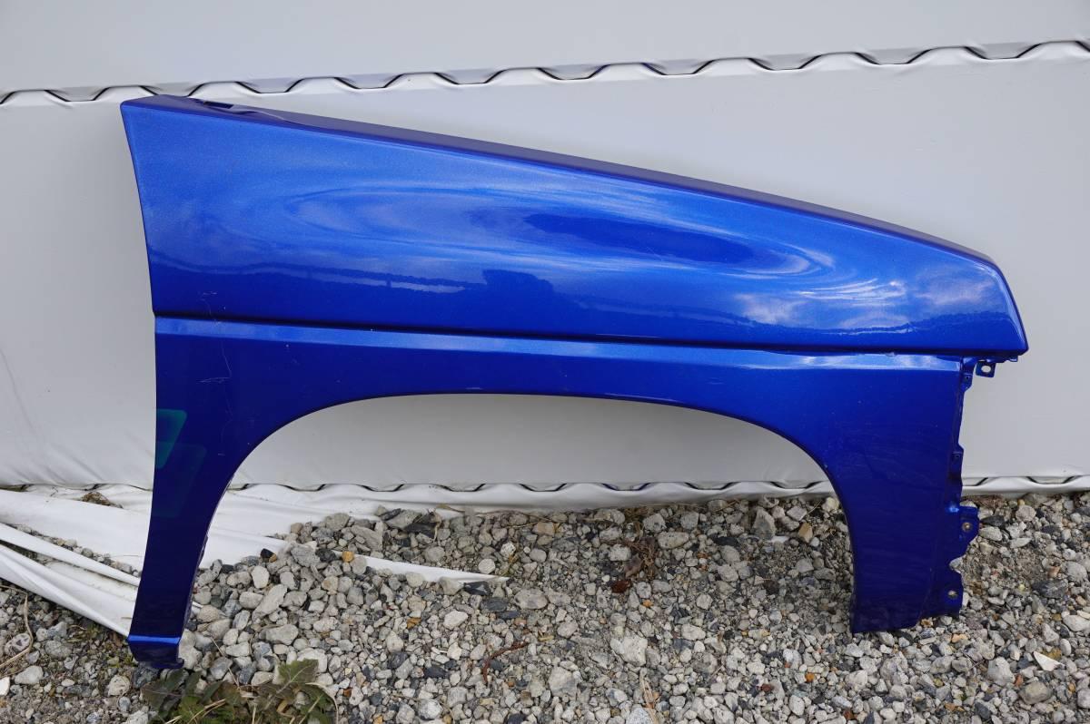 ◆ダットサンD21 右側4WDフェンダー◆4駆フェンダー・ダットサントラック D21 ダットラD21