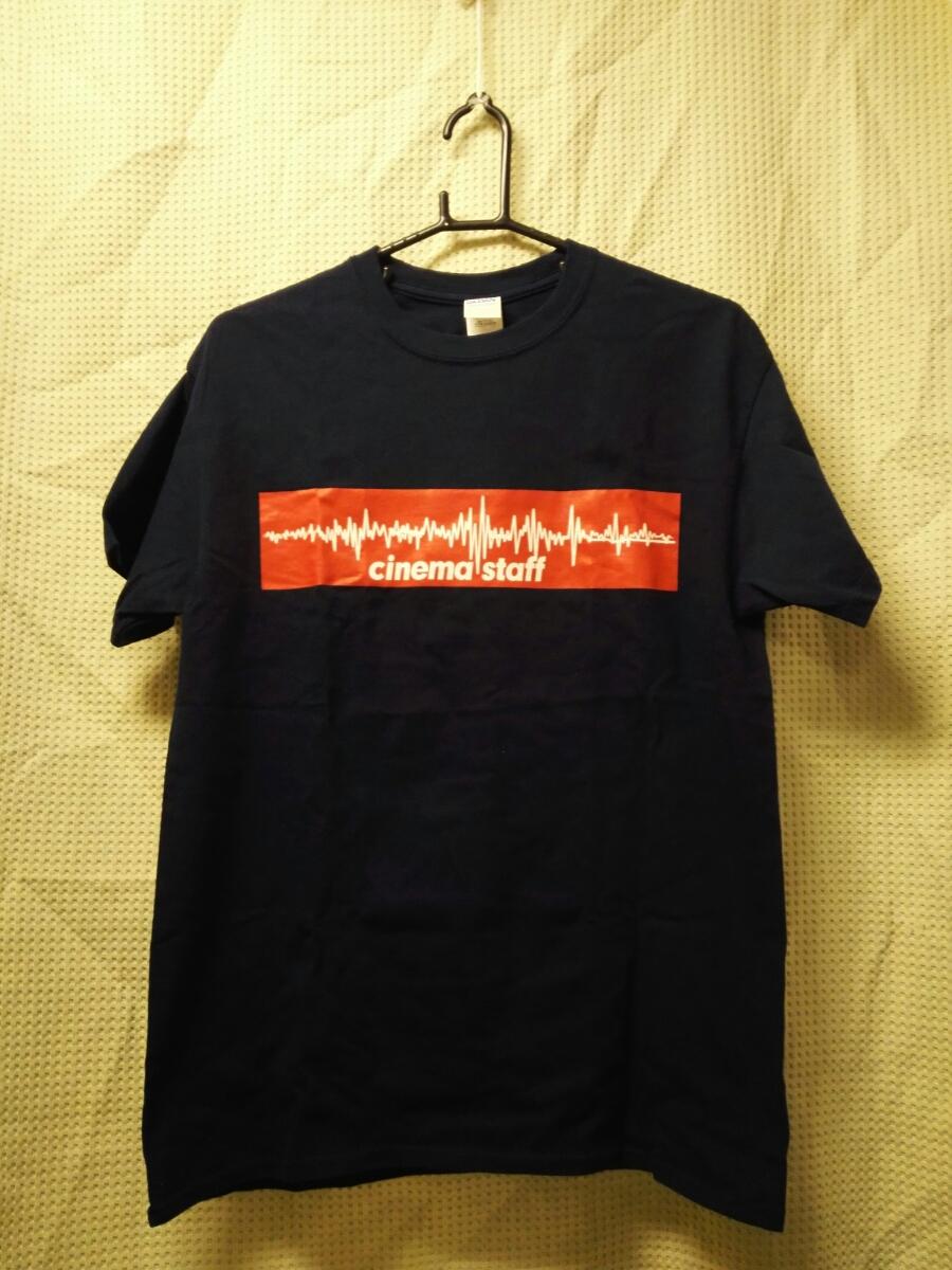 001 バンドTシャツ シネマスタッフ 高機動熱源体
