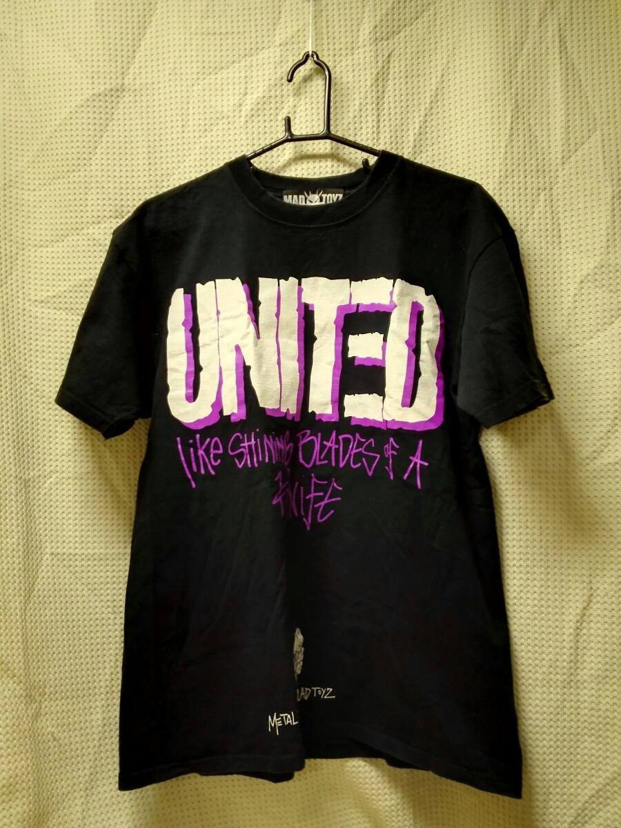 002 バンドTシャツ ユナイテッド マッドトイズ スラッシュメタル