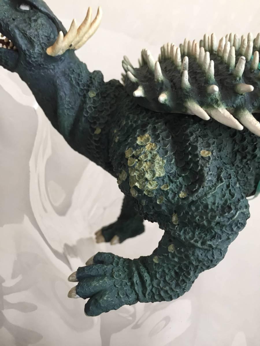 東宝大怪獣シリーズ ゴジラ対アンギラス(1955) 少年リック限定版「総天然色ポスターVer.」_画像6