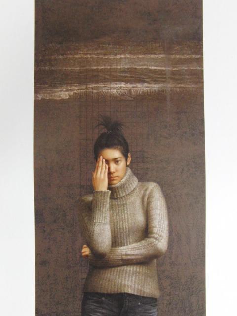 李暁剛、The point、希少な画集より、新品高級額・額装付、状態良好、送料込み、現代洋画