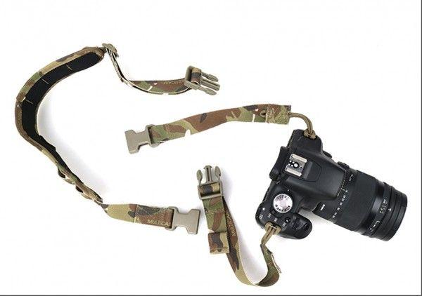 TMC社製の正規品E9 G1 カメラ スリング ストラップ【Multicam 】_画像3