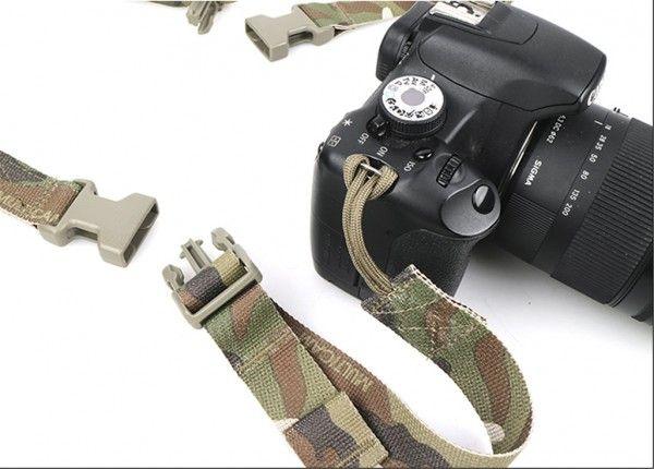 TMC社製の正規品E9 G1 カメラ スリング ストラップ【Multicam 】_画像4