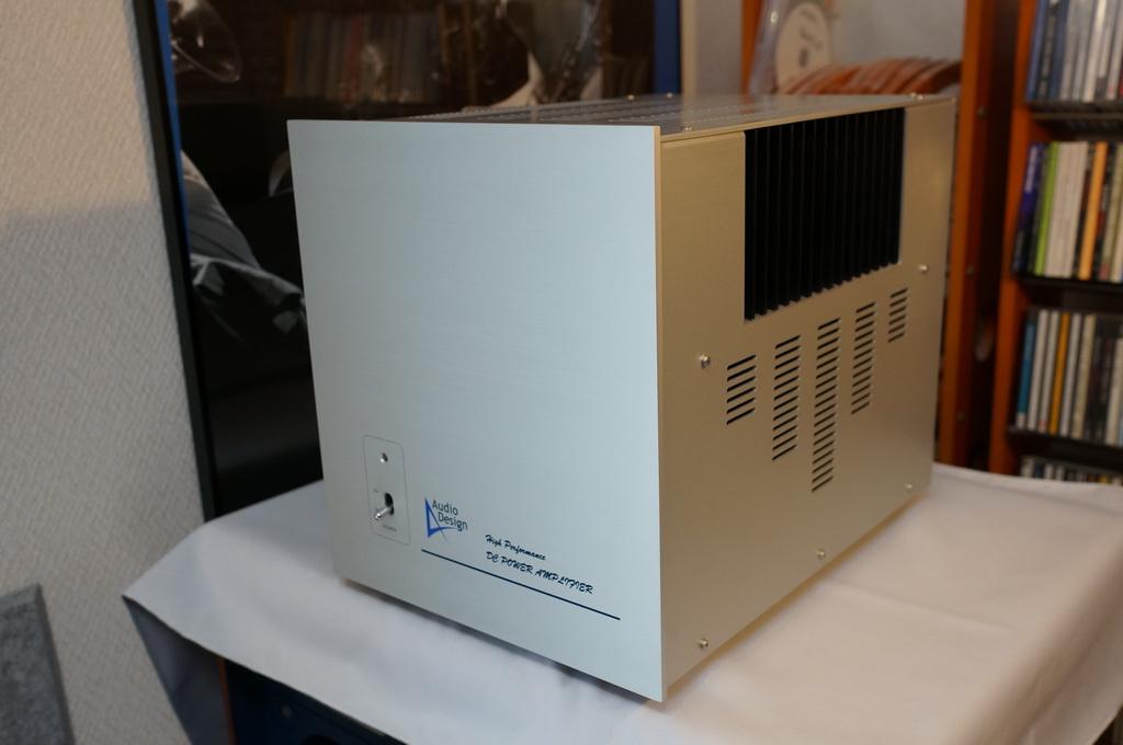 オーディオデザイン パワーアンプ Audiodesign DCPW-100 [送料無料]