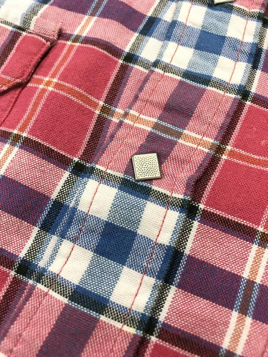 新品 11304 RRL Lサイズ ウエスタン シャツ ポロ ラルフローレン polo ralph lauren ダブルアールエル ビンテージ チェック_画像3
