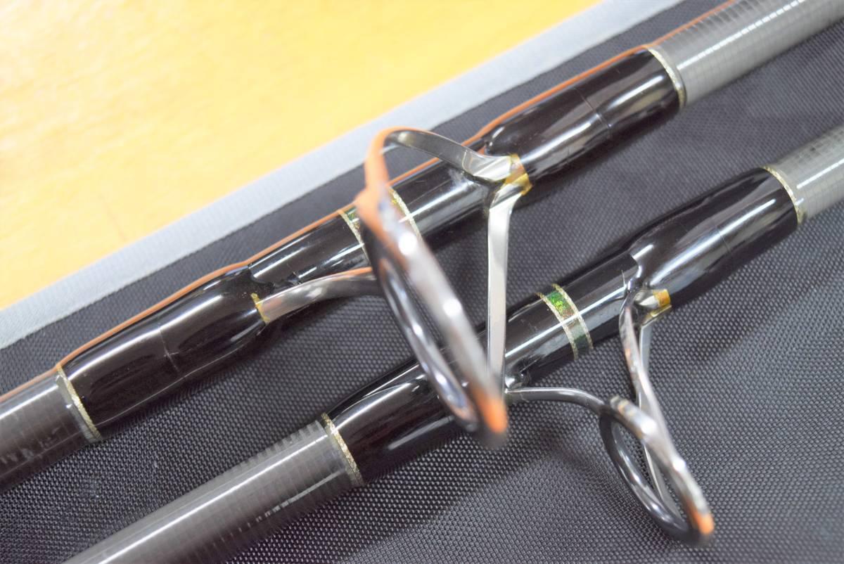 【希少☆即決品】MCワークス レイジングブル RB 100XR-1 SP スペシャルモデル 検 カーペンター ヤマガ リップルフィッシャー_画像6