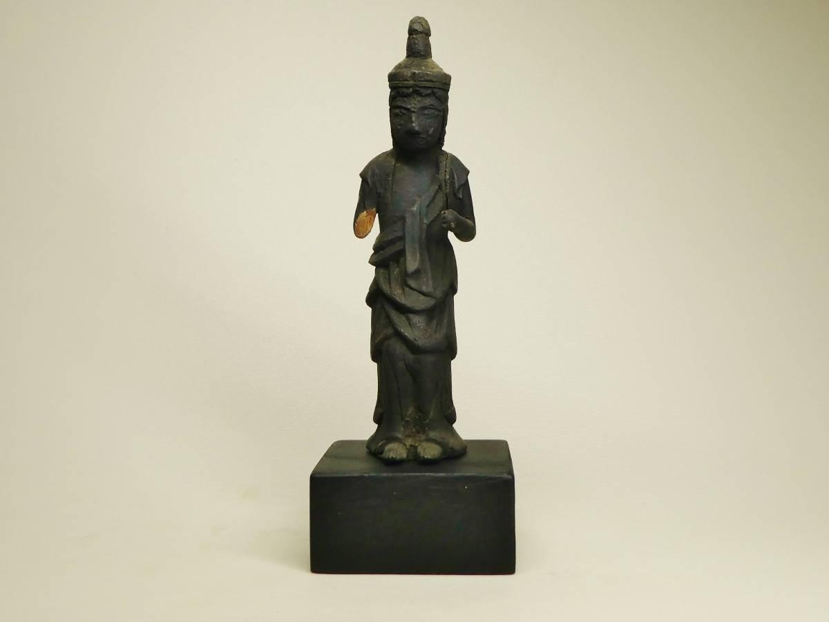 銅造菩薩立像(鎌倉時代)