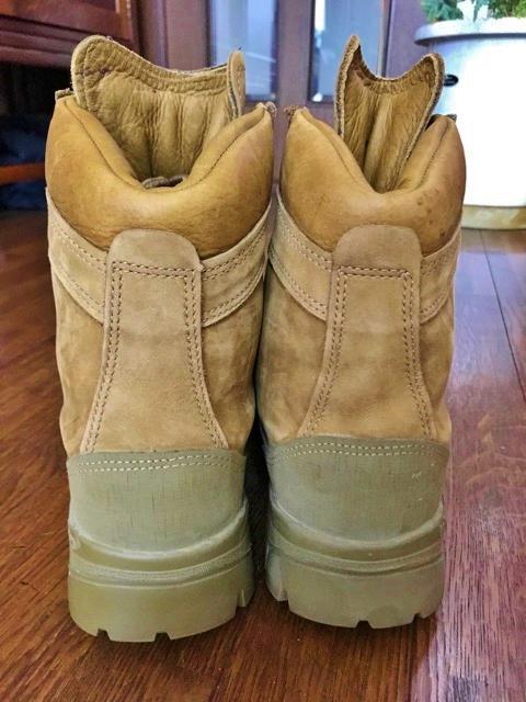 新品 実物 ベルビル BELLEVILLE ブーツ ゴアテックス goretex メンズ USA製 アメリカ製 アウトドア 登山 キャンプ サバゲー 用 米軍納入_画像4