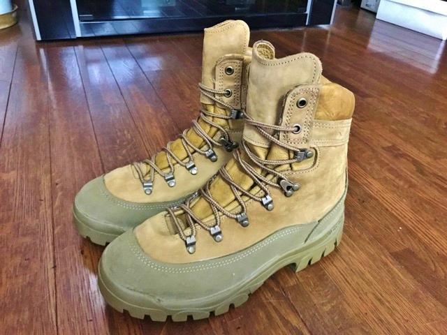 新品 実物 ベルビル BELLEVILLE ブーツ ゴアテックス goretex メンズ USA製 アメリカ製 アウトドア 登山 キャンプ サバゲー 用 米軍納入