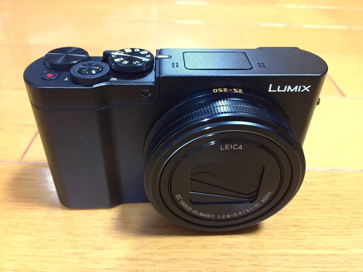 LUMIX DMC-TX1 パナソニック ルミックス TX1 <新同品>