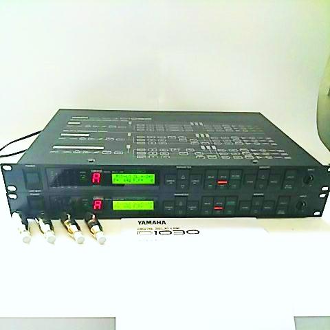 35.2万円 YAMAHA 3way デジタルチャンネルデバイダー D1030ペア, Accuphase cap,取扱説明書付 。動作確認済。動作不良の場合、返品返金対応