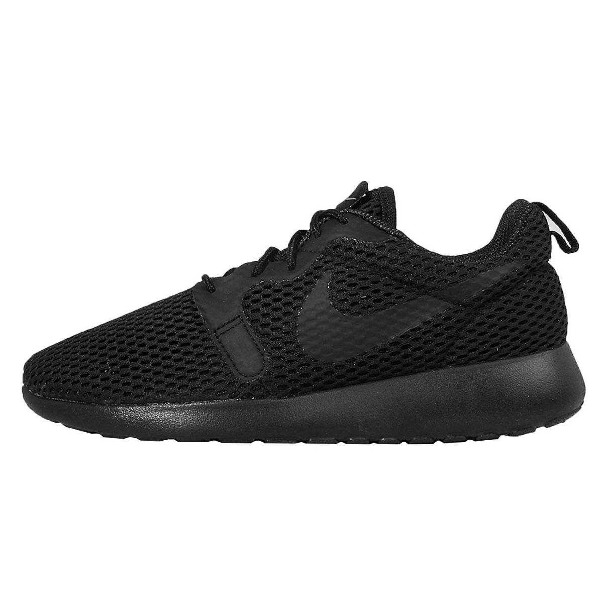 15f287251808 24cm  Nike wi men s low si one hyper b Lee zWMNS ROSHE ONE HYP BR black low  si one running shoes Jim exercise