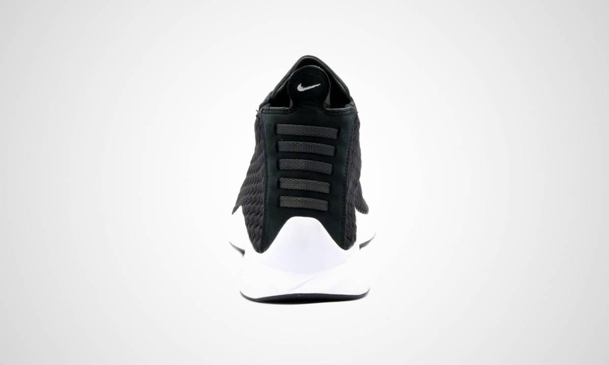 29cm●NIKE AIR WOVEN BOOT ナイキ エア ウーブン ブーツ 黒 白 テキスタイル 924463-001_画像5