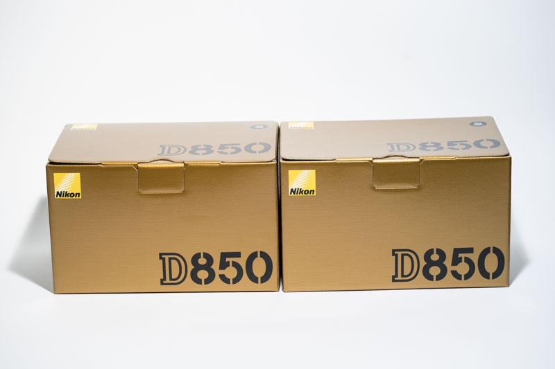 [新品] NIKON ニコン D850 4575万画素 デジタルカメラグランプリ2018 総合金賞 即日発送 限定2台