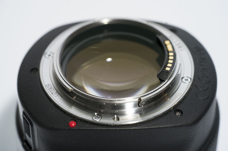 キヤノン用 Canon EFマウントEF85mm F1.2L II USM