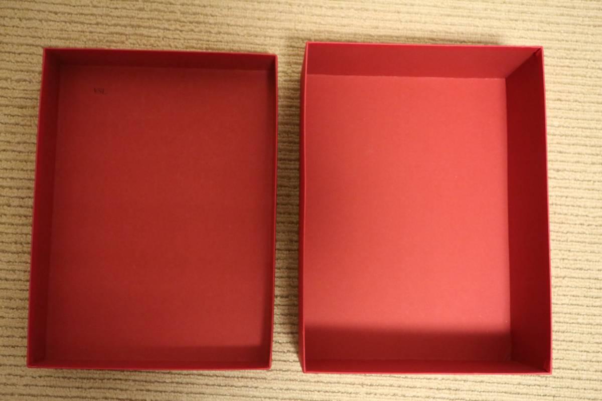 正規 VALENTINO ヴァレンティノ◆シューズ 靴 空箱 他ブランド箱 紙袋 保存袋 単品多数出品 同梱包可_画像5