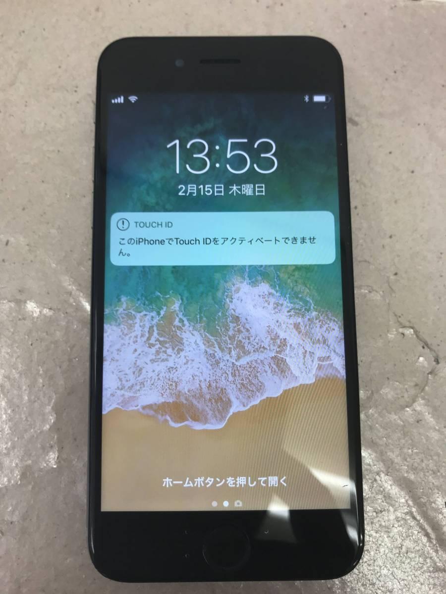 1円~【ジャンク】iPhone6s 64GB スペースグレイ au