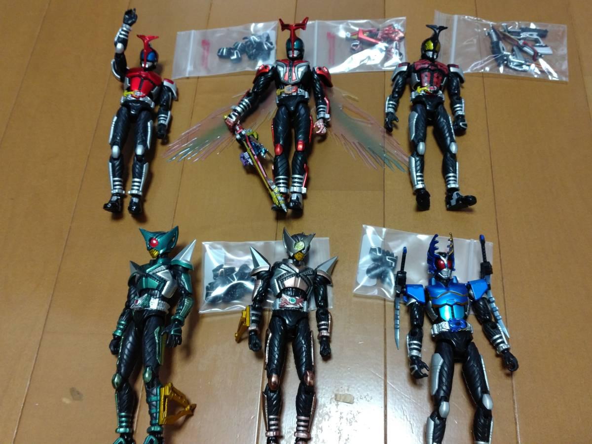 【中古】S.H.フィギュアーツ 仮面ライダー セット【ジャンク】