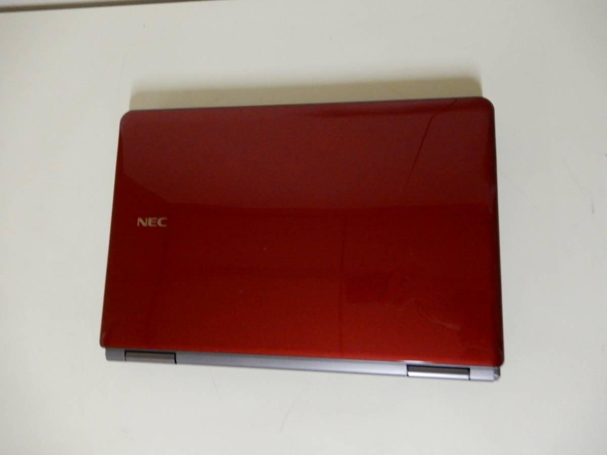 NEC Lavie L LL750/D PC-LL750DS3ER Core i5搭載 Windows7 現状品