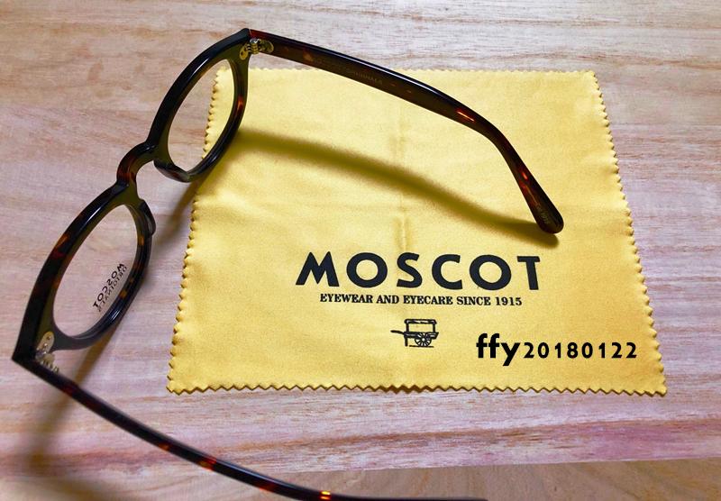 ★MOSCOT★ モスコット セルフレーム**鼈甲 カラー_画像6
