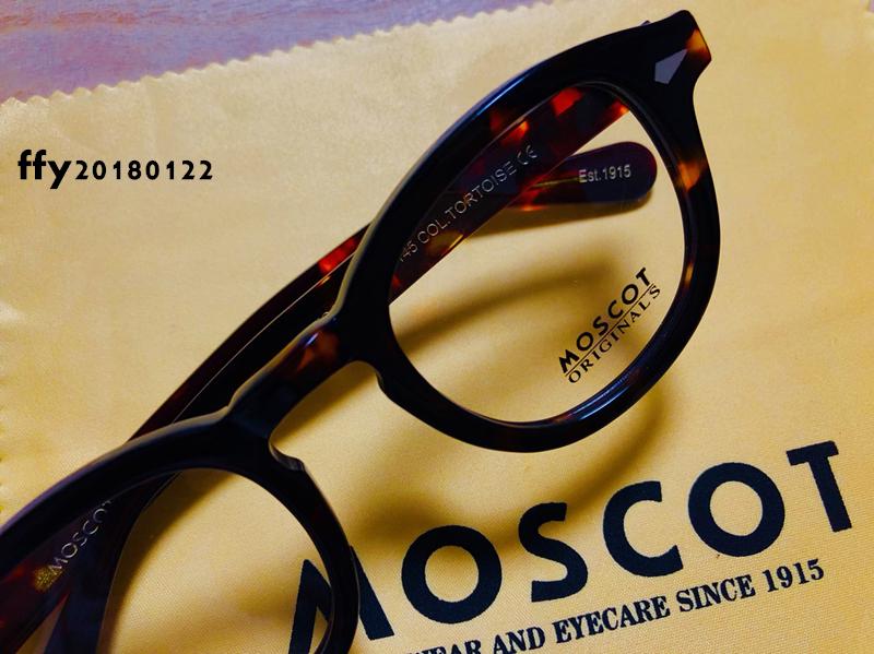 ★MOSCOT★ モスコット セルフレーム**鼈甲 カラー_画像3