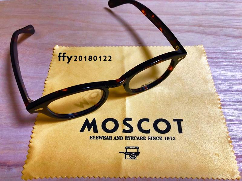 ★MOSCOT★ モスコット セルフレーム**鼈甲 カラー_画像2