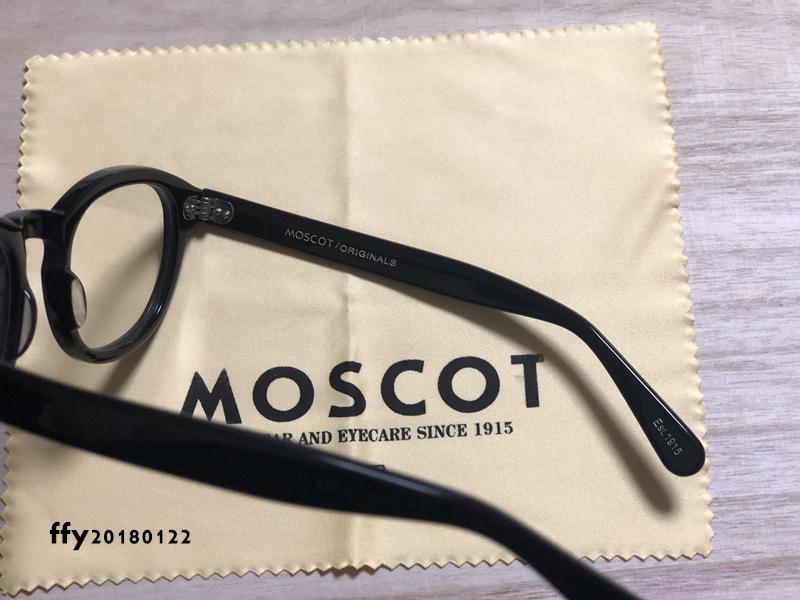 ★MOSCOT★ モスコット セルフレーム***黒_画像6