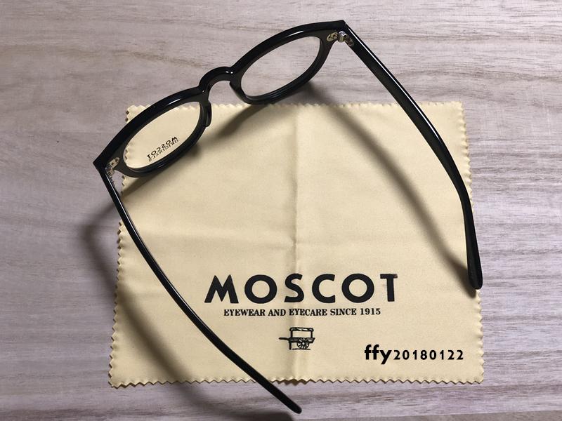 ★MOSCOT★ モスコット セルフレーム***黒_画像5