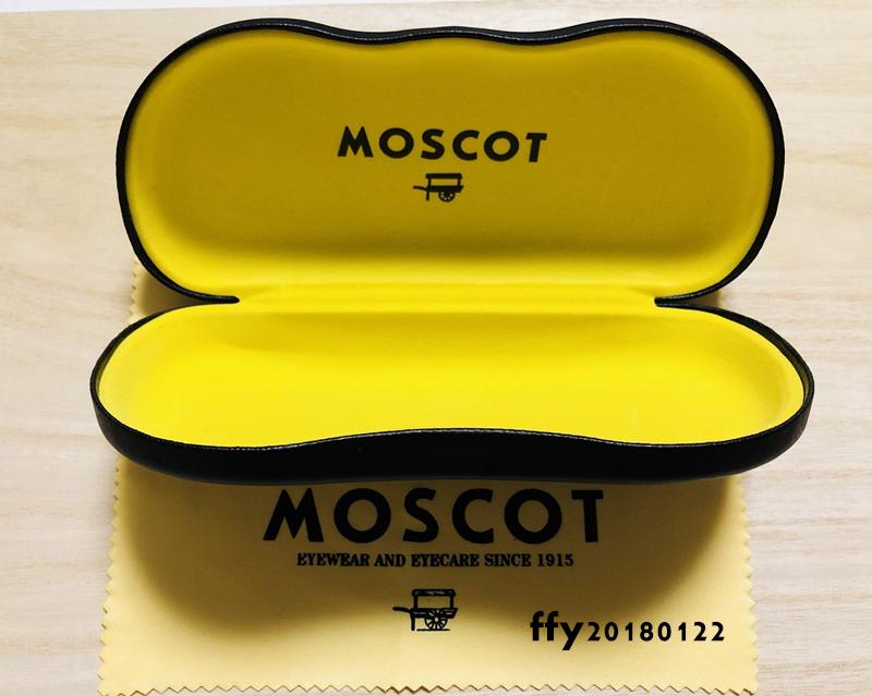★MOSCOT★ モスコット セルフレーム**鼈甲 カラー_画像9