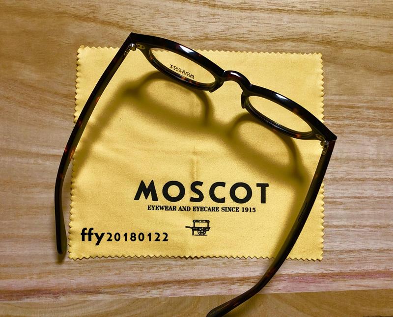 ★MOSCOT★ モスコット セルフレーム**鼈甲 カラー_画像7