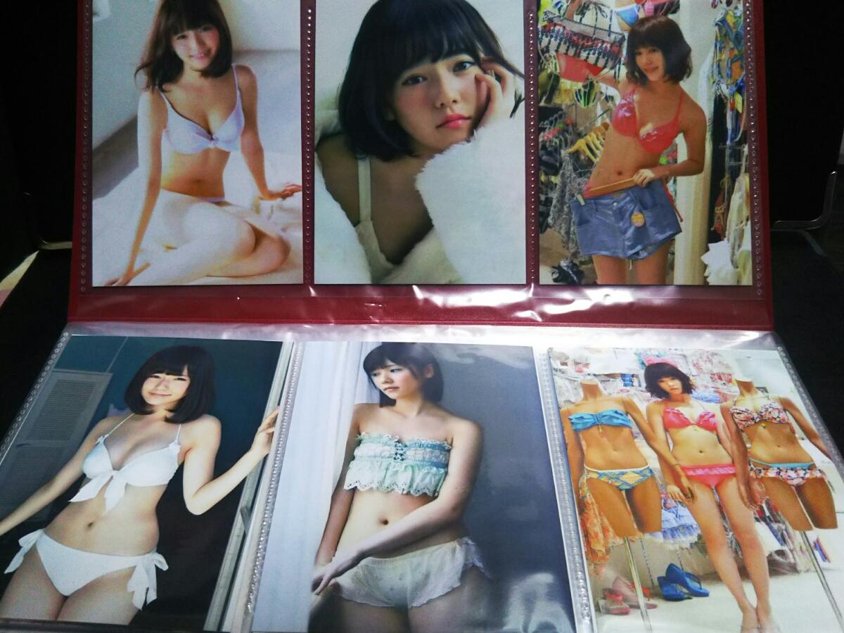 元AKB48HKT48【島崎遥香】生写真まとめ30枚ほとんどがビキニ水着