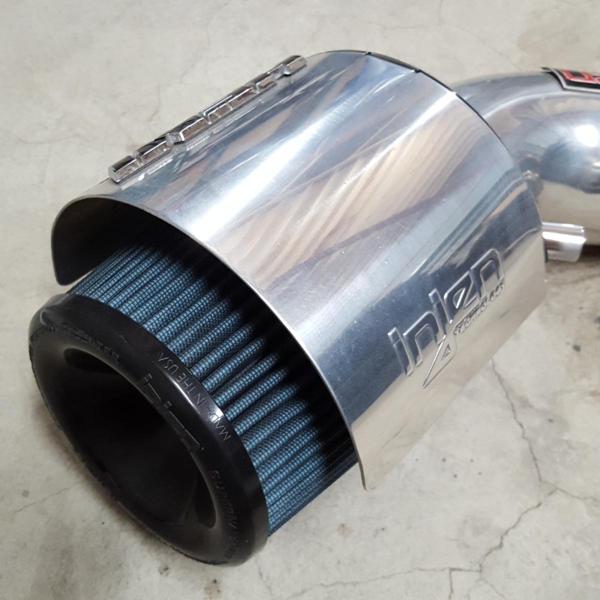 【Injen】インジェン エアーインテークシステム グランドチェロキー SRT8 WK57A 美品 売り切り!_画像6