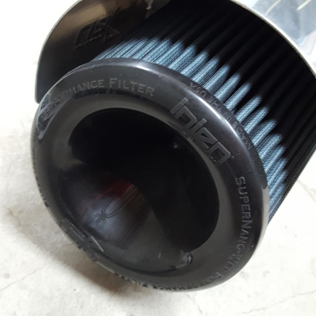 【Injen】インジェン エアーインテークシステム グランドチェロキー SRT8 WK57A 美品 売り切り!_画像7