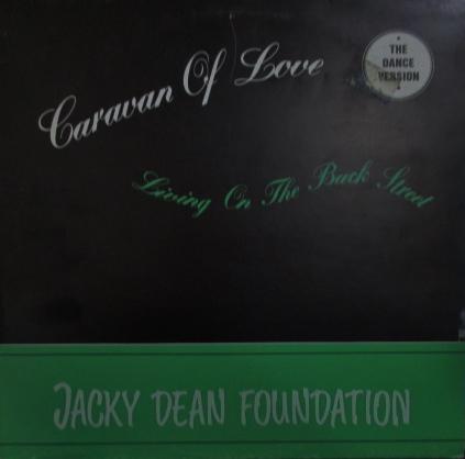■ITALO/EURO DISCO■ JACKY DEAN FOUNDATION - CARAVAN OF LOVE_画像1