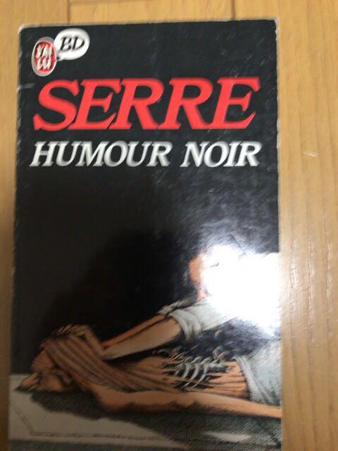 Humour noir フランス語 書籍_画像1