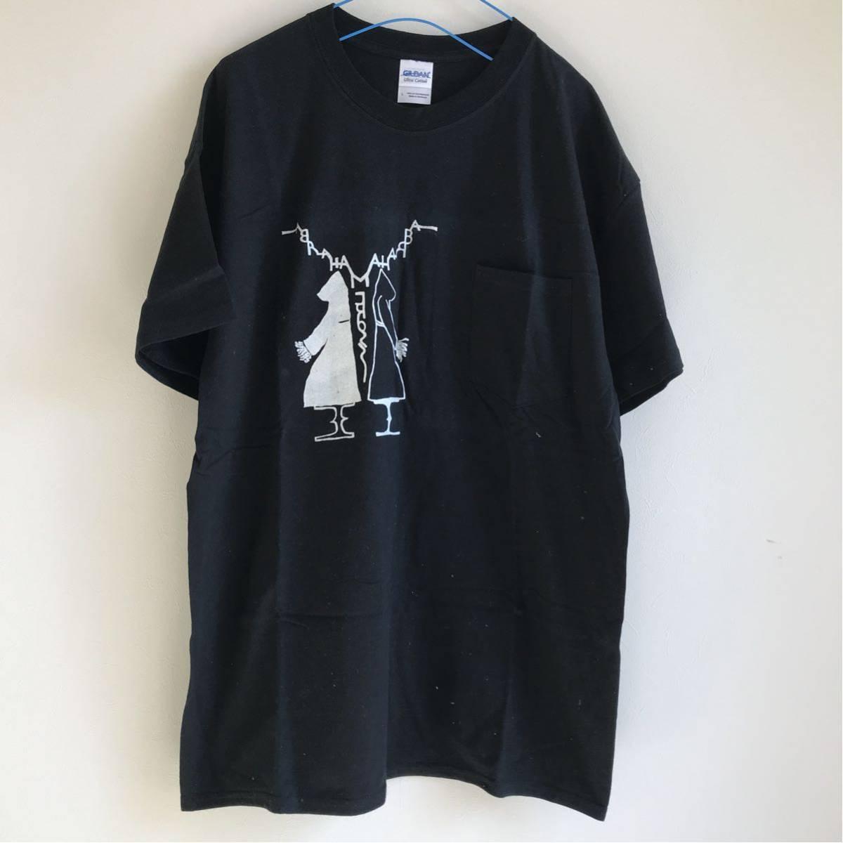 ABRAHAM CROSS アブラハムクロス Tシャツ (検索 OLEDICKFOGGY オールディックフォギー crust)
